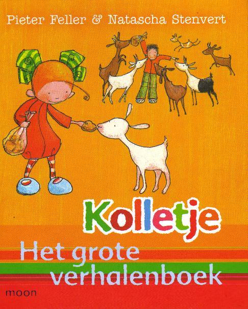 Kolletje - Het grote verhalenboek(2008) - Pieter Feller