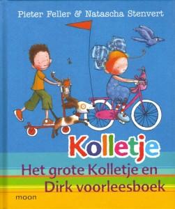Het grote Kolletje en Dirk voorleesboek