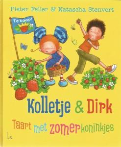 Kolletje en Dirk - Taart
